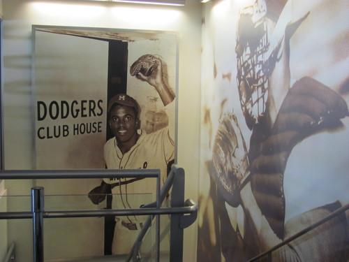 Jackie Robinson D.S. dugout level.jpg