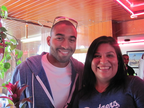 Matt Kemp and Lore 020310.jpg