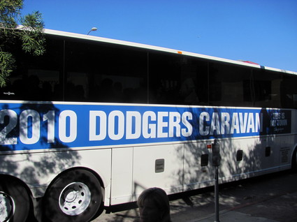 Dodgers Caravan 020310 Bus .jpg