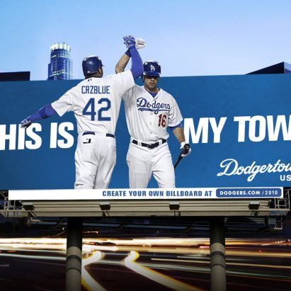 This is My Town ! Dodgertown !