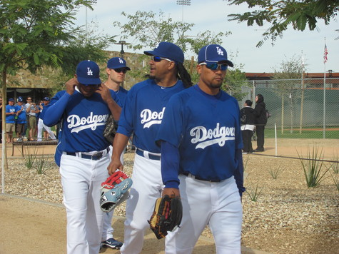 Spring Training 2010 Manny and Furcal.jpg