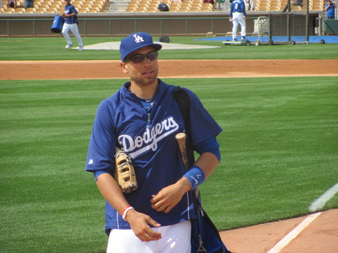Spring Training 2010 Loney.jpg