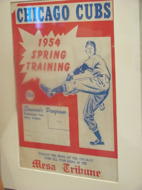 Cactus League Cubs 1954 Spring Training Program .jpg