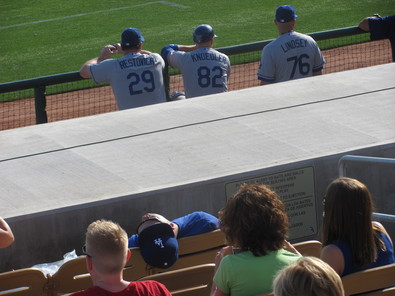 Spring Training 2010 sleeping beauty.jpg