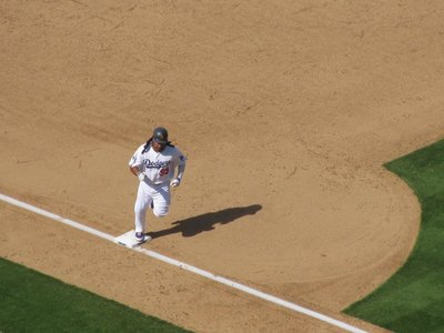 Manny rounding third after his 2 run walk-off homerun  in 2010 .jpg