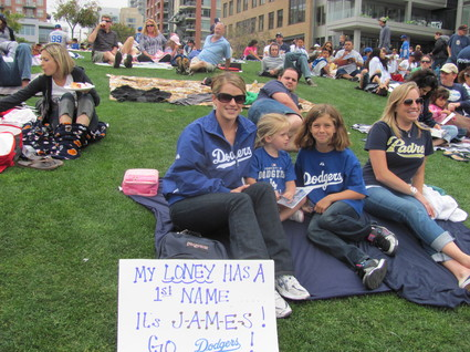 May 2010 Loney song sign.jpg