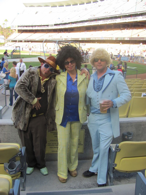 70's night at Dodger Stadium .jpg