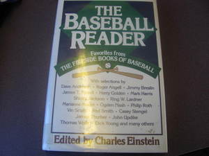Book The Baseball Reader .jpg