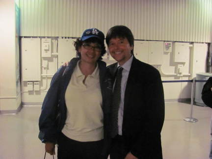 Ken Burns at Dodger Stadium .jpg