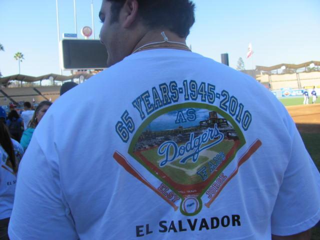 El Salvador t-shirt Bahaia familia.jpg