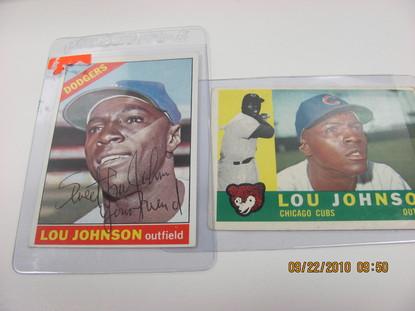 Sweet Lou Johnson Baseball cards.jpg