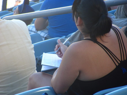 Lady keeping score.jpg