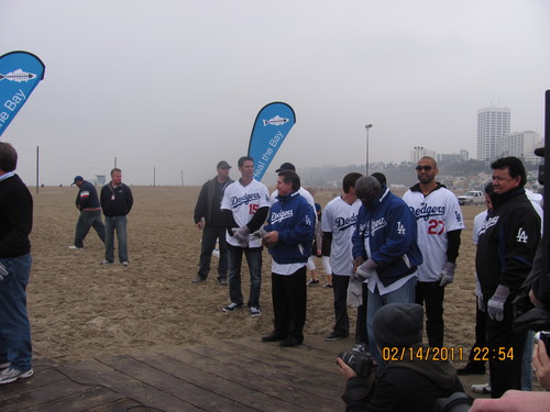 Feb 2011 Dodger Caravan  Heal the Bay.jpg