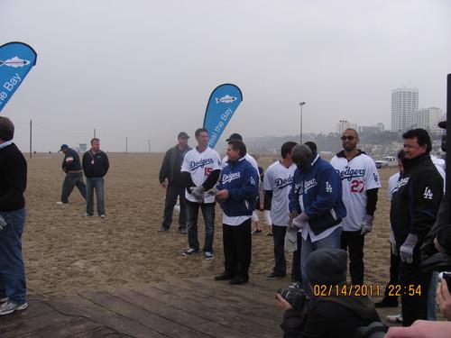 Feb 2011 Dodger Caravan  Heal the Bay.jpg