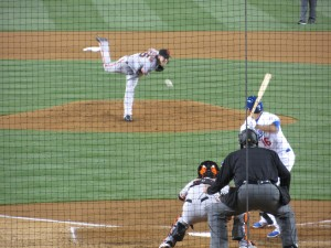 Lincecum facing Ethier