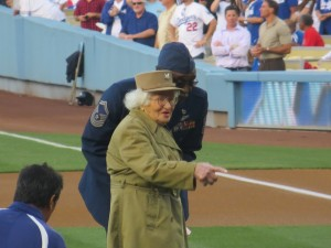 Bea Cohen Oldest Female World War II Veteran
