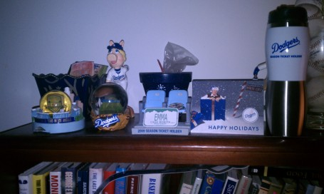 2012 Season tix gifts