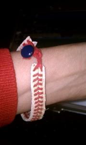 bracelet baseball
