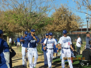 Feb 16, Feb 17, 2013 at Camelback Ranch 002