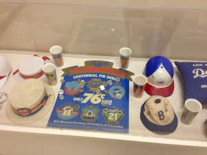 Dodger memorabilia U76