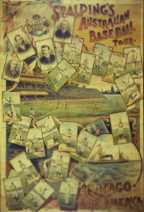 Spalding's Australian Baseball Tour